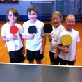 Table Tennis at Hornsea