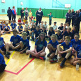 SSP Dodgeball Finals at Longcroft